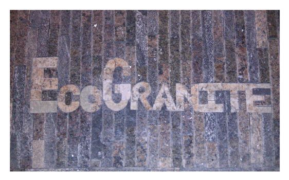 Stone Sign by EcoGranite