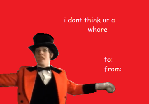 P!atd valentines day card by KeroroLovesTamama
