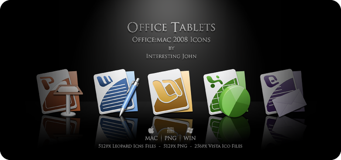 Office Tablets by InterestingJohn