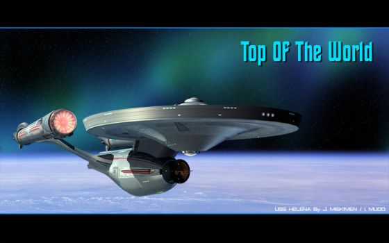 Top of the world by uss-enterprise-club