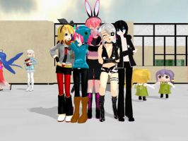 My Group Picture Pose .:DL:. by BookGirl02