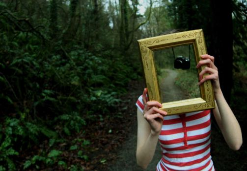 Reflection Subjection by kelc