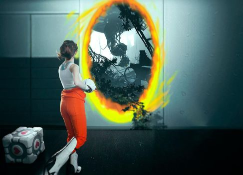 Portal2 Let's play by AGflower
