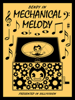 Bendy In: Mechanical Melody by Meta-Nightmare