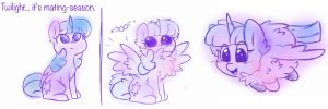 Twilight Floofball  by MarieRG