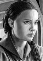 Mustafar Padme - Reflections of Padme No. 3 by khinson