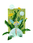 Dandelion Fairy by Ihha