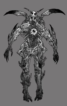 Monster Concept by whaleclouds