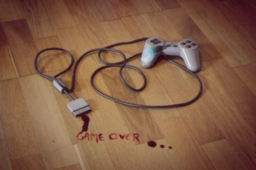 Game Over by laureheline