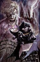 BATMAN : Arkham by Cinar