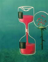 alcohol clock by rusipanov