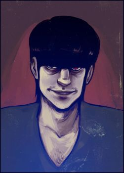 Murdoc by andrahilde