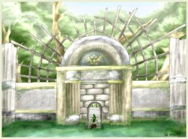temple of time ruines by lazyperson202