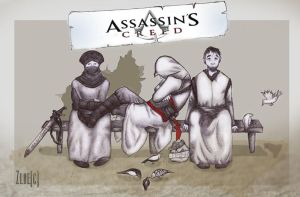 assassin's creed by zloe