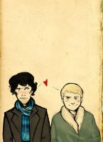 Sherlock: That Look by FightingForNothing