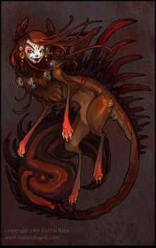 Manticore by Flying-Fox