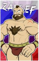 Zangief by Thebit07