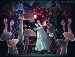 Collab: Alice in Wonderland by Koizumi6456