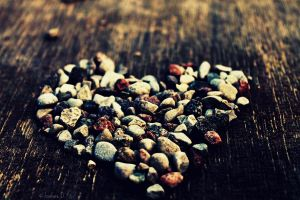 Heart of stones by SunMorning