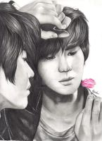 Lee Taemin by BlueBerry-is-cute