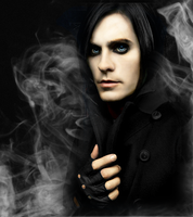 Jared as Vampire by Kyiomi
