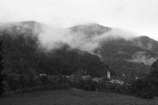 Sorame, Italy by Woodchip1650