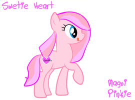 Swettie Heart by MaguiPinkie