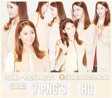 Yoona (SNSD) - PACK PNG#01 by JeffvinyTwilight