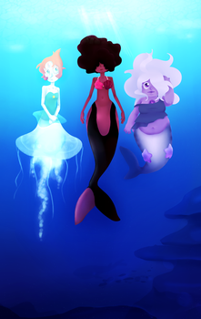 Su les poissons by Nire-chan