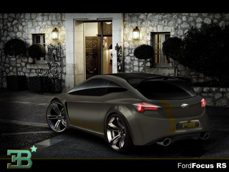 2020 focus RS concept by essexboy