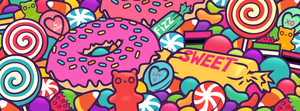 Sweet candy cover photo by skansen
