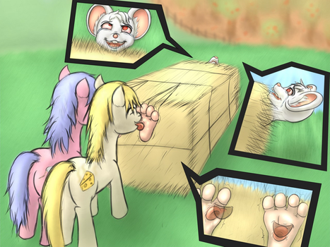 Maus v.s. Ponehs By SodiePawp by 1-M-3-A-3-U-7-S