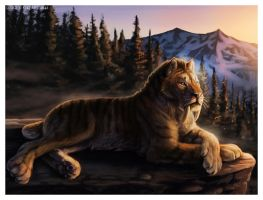 An Ancient King in a Modern Realm by ArgentFatalis