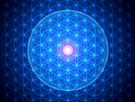 New Flower of Life by Capstoned
