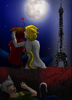 City of love by Ey-chan-Y-Taipu