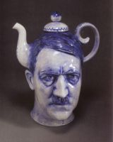 Tea Time with Hitler :3 by PocketSand
