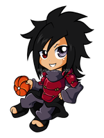 .:Uchiha Madara:. by mako--eyes