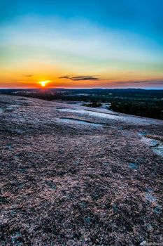 Enchanted Rock State Park by FallingFeathers