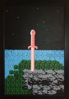 Sword in the Stone by gfball84887