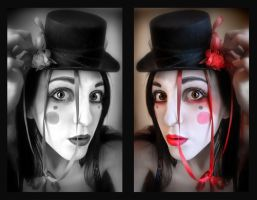 the Mad Hatter. by lucias-tears