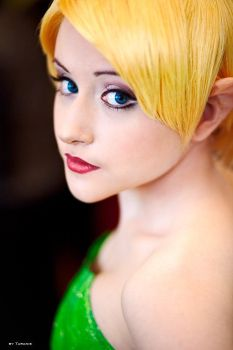 Tinkerbell by Tink-Ichigo