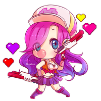 Arcade Miss Fortune by Xyrise