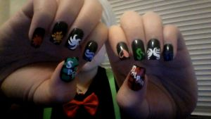Sburb Player nails by Smutppet