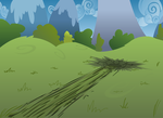 Ponyville BG 11 by oxinfree