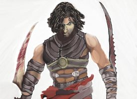 Prince of Persia 2 by divjace