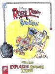 Roger Rabbit and Bonkers Issue 1 by Artsy08