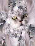 Surealistic cat by dermis109