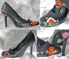Miss Bunny Gingerbreads 2 by miss-bunny-shoes