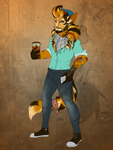 the Rum Tum Tuggster by punkucats