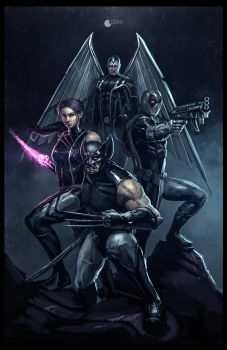 X-Force by CharlesLogan